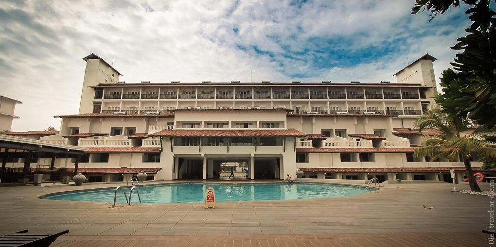 Citrus Hikkaduwa 4*, Шри-Ланка - отзыв на отель Цитрус в Хиккадуве