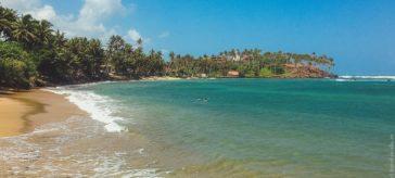 Пляжи Мириссы, Шри-Ланка
