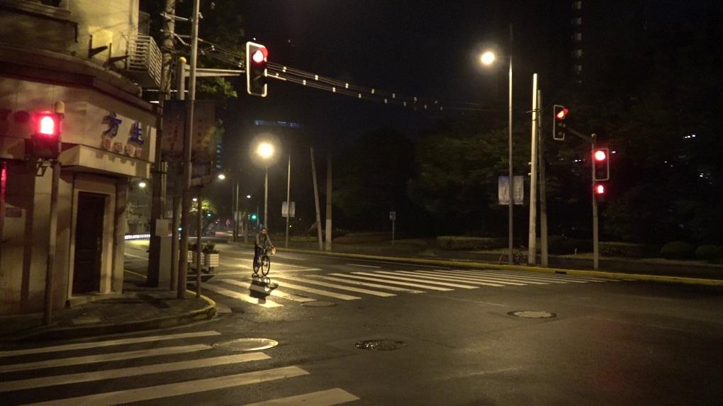 безопасность в шанхае ночью