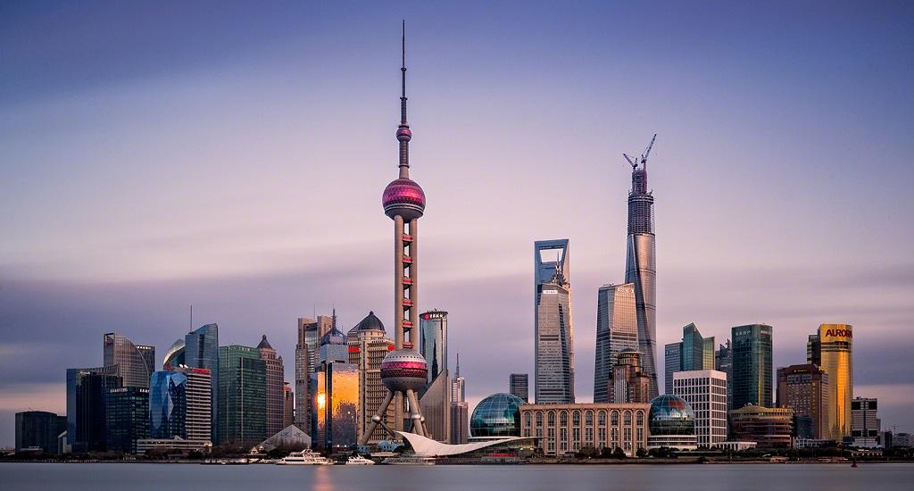 Дешевые авиабилеты в Шанхай