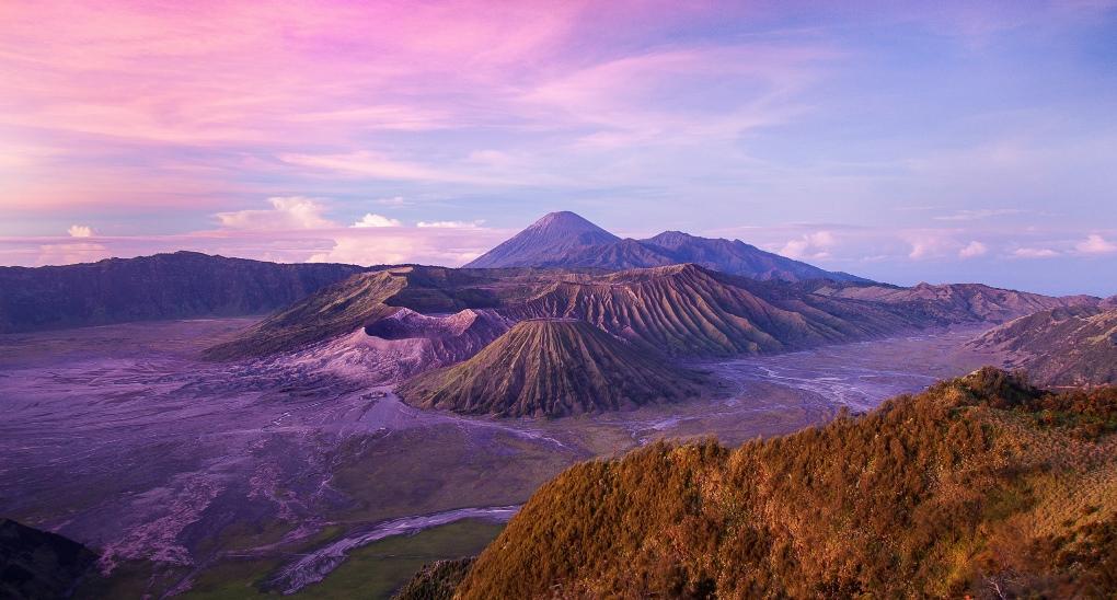 экскурсии на вулканы бали