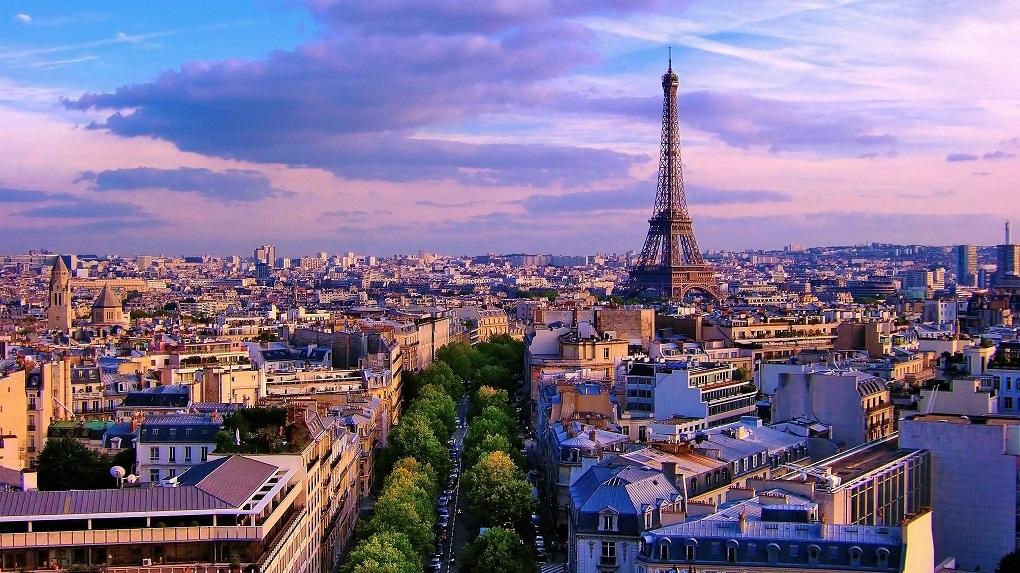 экскурсии в париж на русском языке