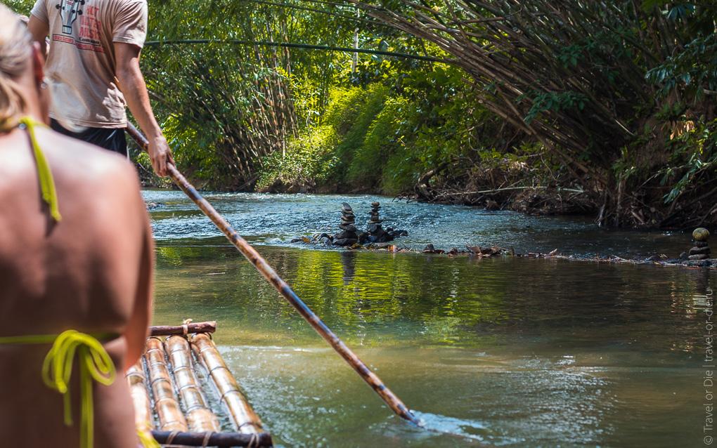 экскурсия в Као Лак сплав по реке