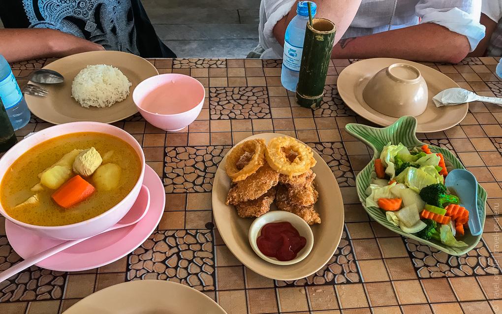 экскурсия Као Лак обед