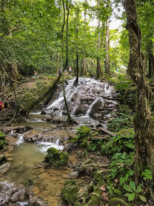 экскурсия в Као Лак водопад