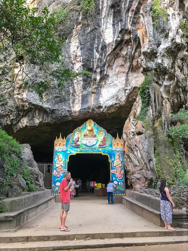 экскурсия в Као Лак храм и будда