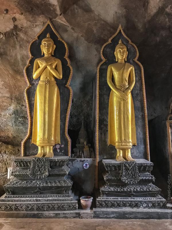 экскурсия в Као Лак храм Suwankuha и будда