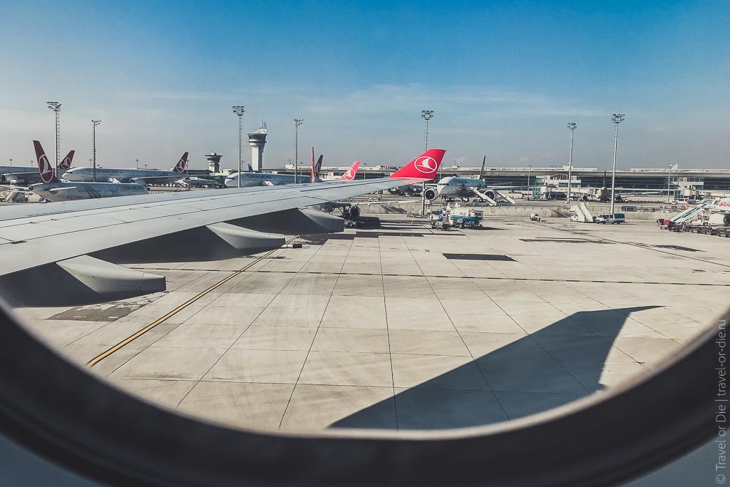 москва стамбул турецкие авиалинии вид из самолета 5