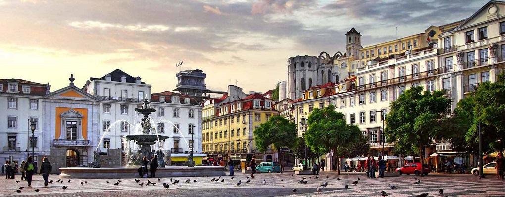 обзорная экскурсия по лиссабону