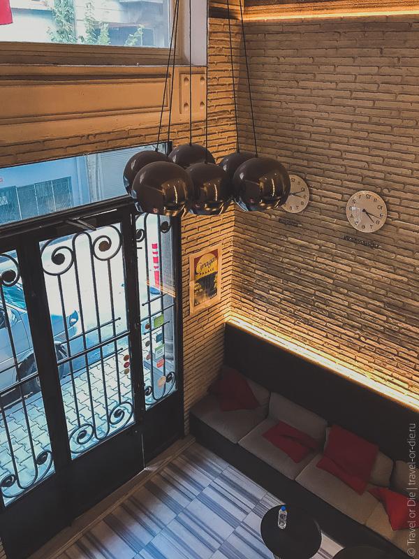 Хостел Бунк Стамбул Hostel Bunk Taksim 4