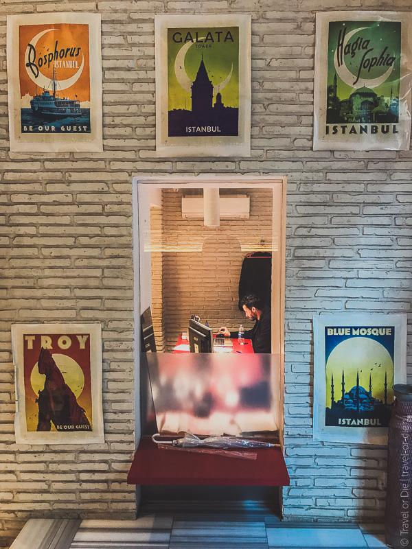 Хостел Бунк Стамбул Hostel Bunk Taksim 5