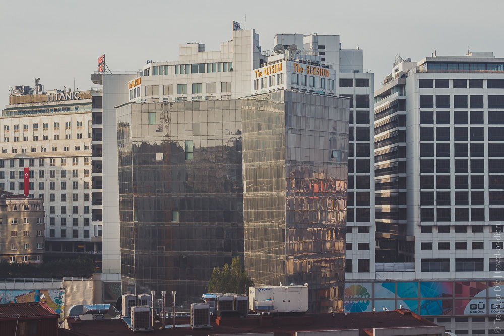 Хостел Бунк Стамбул Hostel Bunk Taksim 22