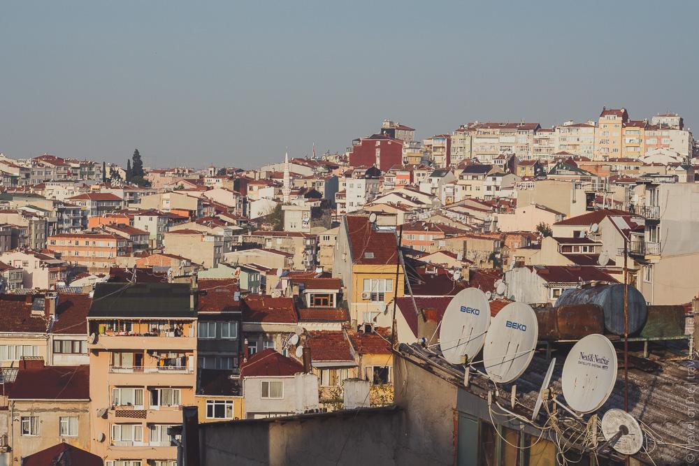 Хостел Бунк Стамбул Hostel Bunk Taksim 19