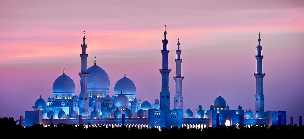 Экскурсия в Абу Даби из Дубая