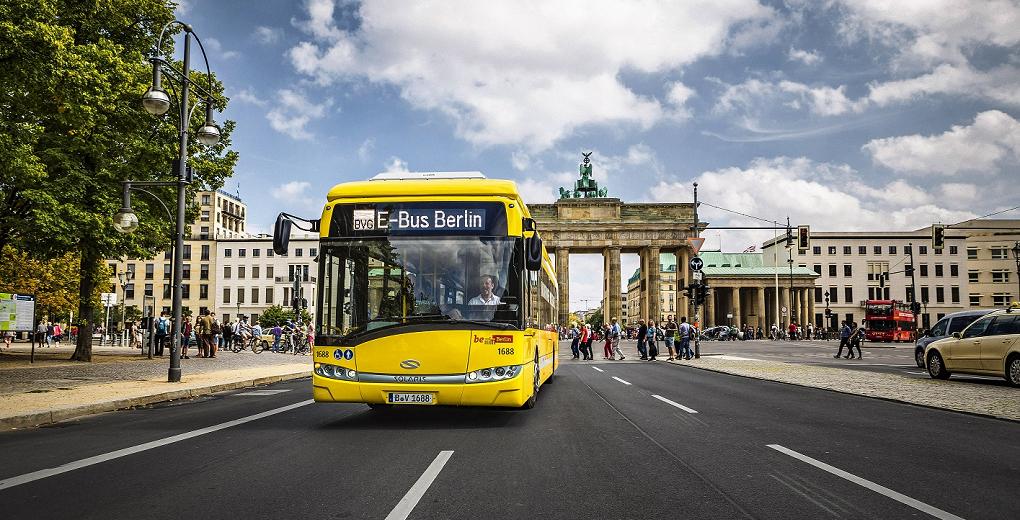 экскурсии по берлину на автобусе