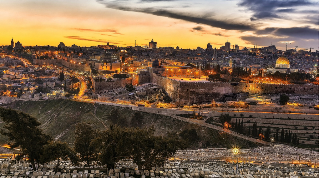 экскурсия из тель-авива в иерусалим
