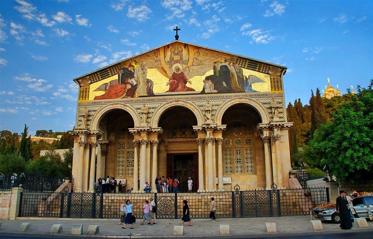 экскурсия в христианском иерусалиме