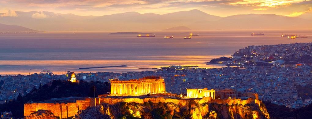 обзорная экскурсия по афинам