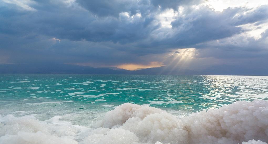 Экскурсия на Мертвое море из Эйлата
