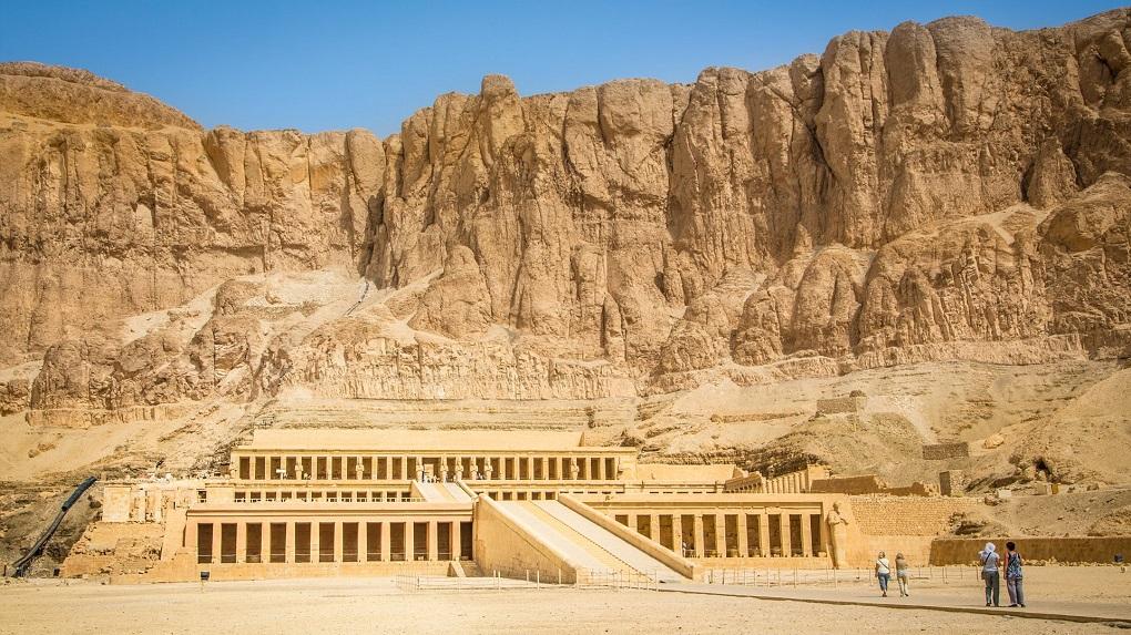 Экскурсия в Луксор из Шарм-эль-Шейха