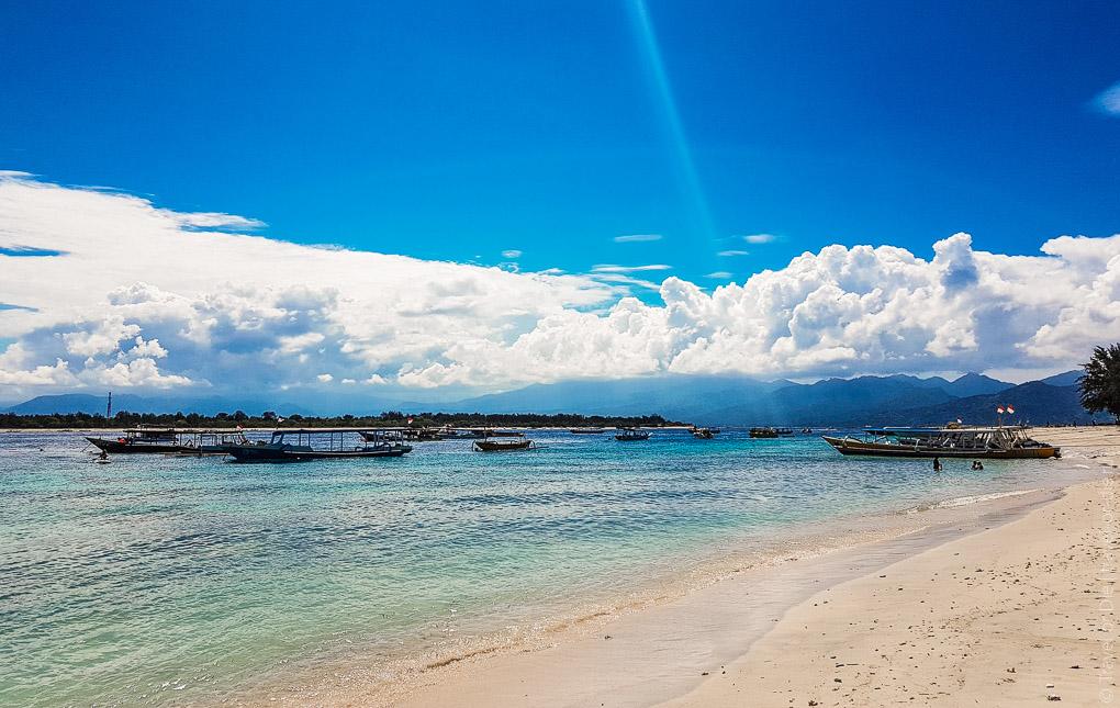 Gili Islands Острова Гили Индонезия Бали 100013