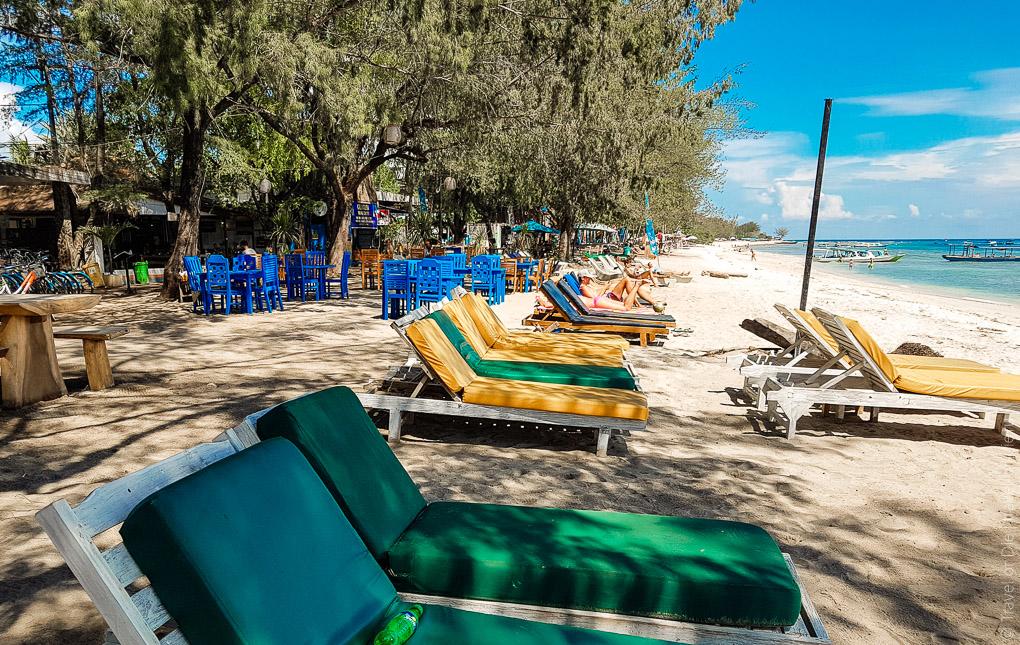 Как добраться на острова Гили 2