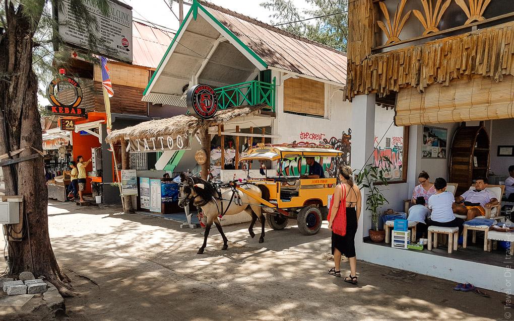 Gili Islands Острова Гили Индонезия Бали 120712