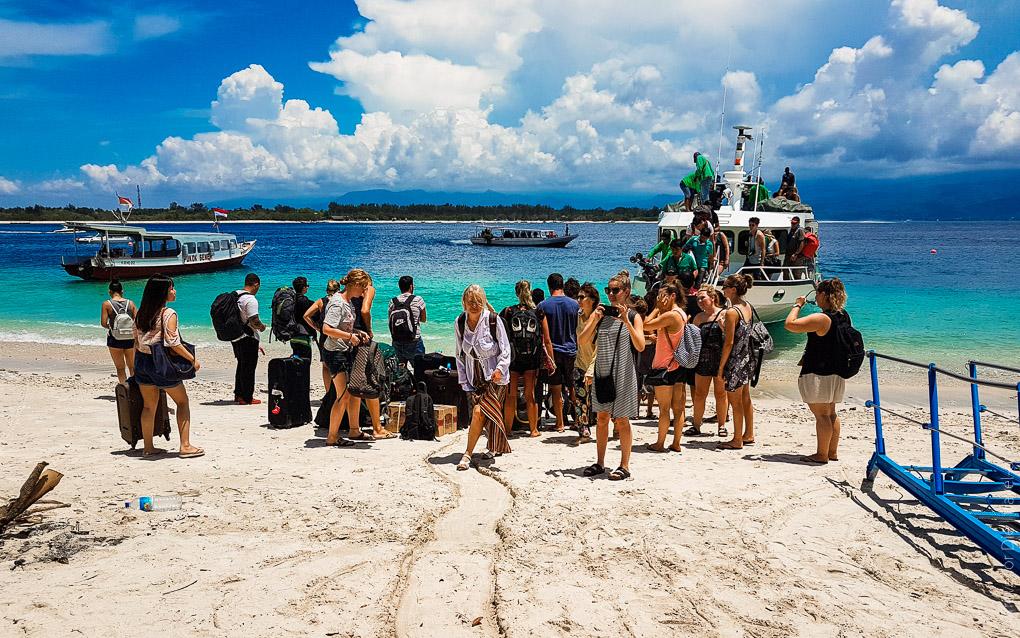 Какой остров Гили выбрать