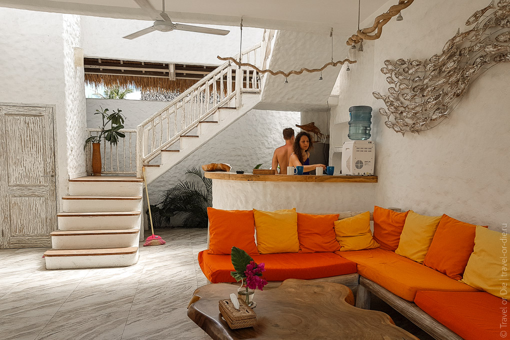 Отели на островах Гили