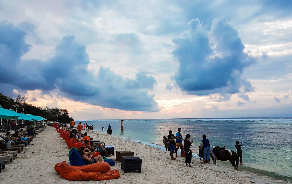Остров Гили Траванган 3