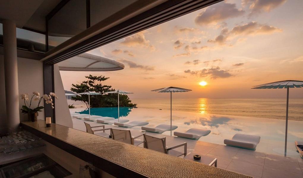 Лучшие отели 5 звезд на пляже Ката Бич