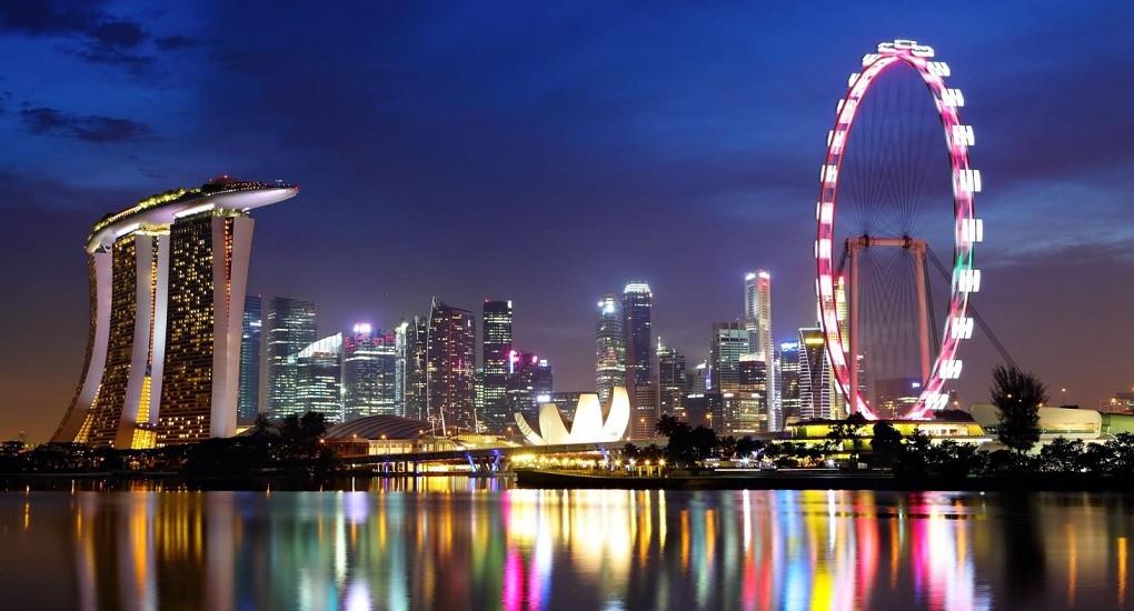 Вечерняя экскурсия по Сингапуру