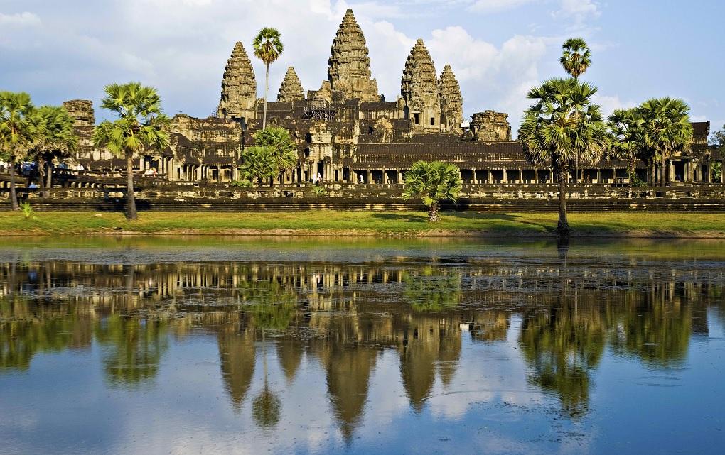Экскурсии из Хошимина в Камбоджу