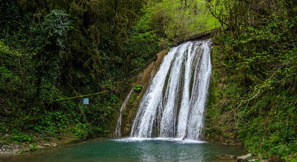 Экскурсии из Сочи на водопад