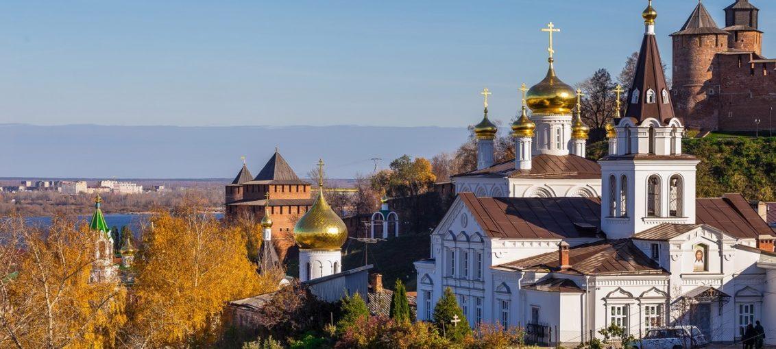 Экскурсии по Нижнему Новгороду