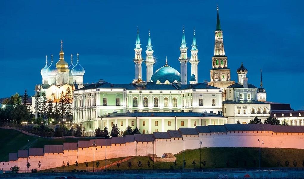 Экскурсии в Казанский Кремль