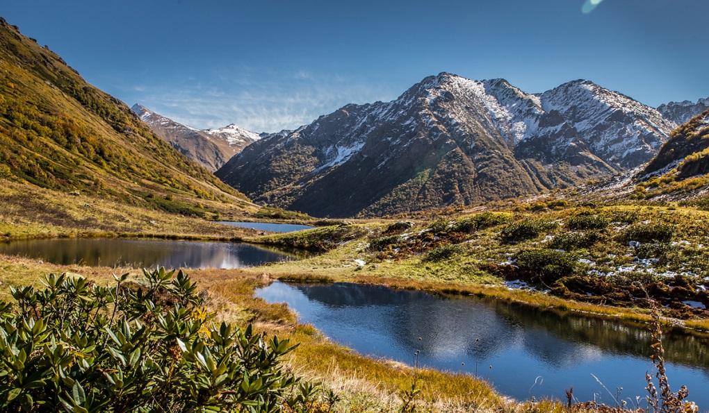 Экскурсии в горы Кавказа из Сочи