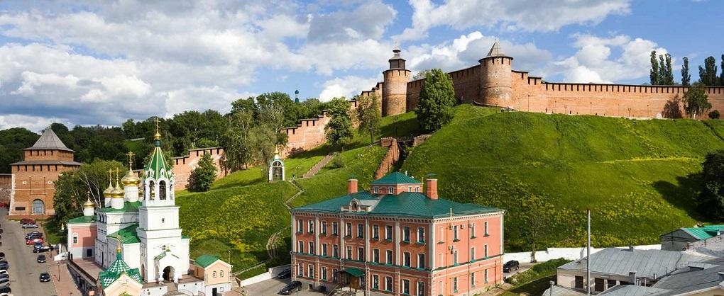 Экскурсия в Кремль в Нижнем Новгороде