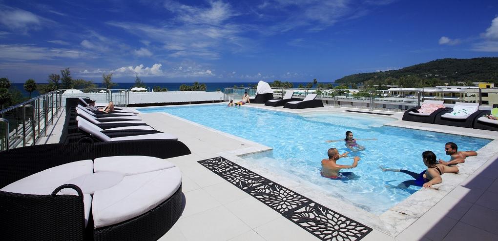 Лучшие отели 3 звезды на пляже Карон Бич
