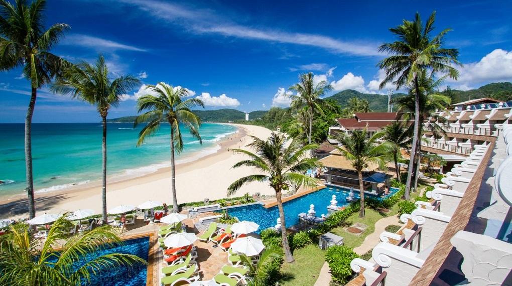 Лучшие отели 4 звезды на пляже Карон Бич