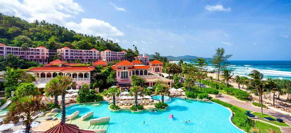 Лучшие отели 5 звезд на пляже Карон Бич