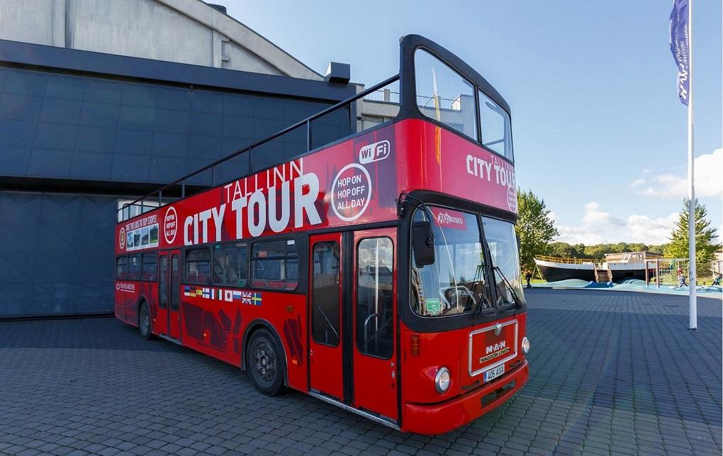 Автобусные экскурсии по Таллину