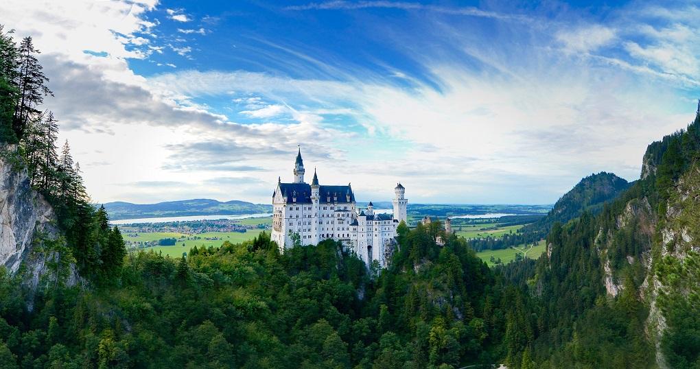 Экскурсии из Мюнхена в замки Баварии