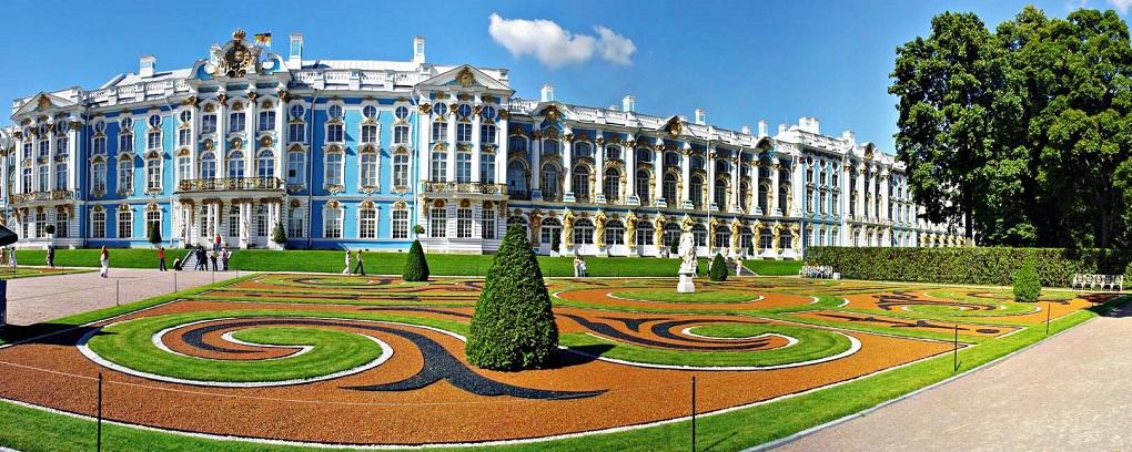 Экскурсии из Санкт-Петербурга на 1 день царское село