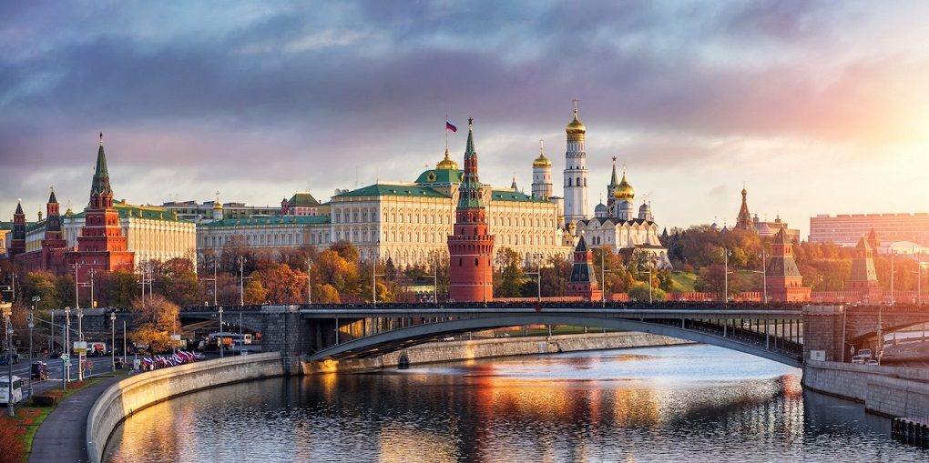 Экскурсии по Москве
