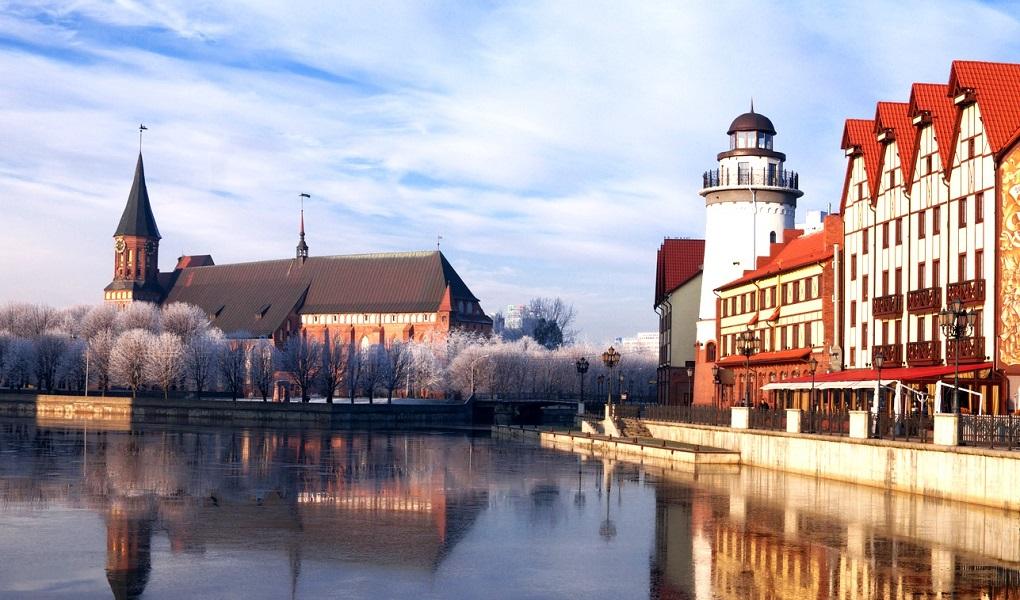 Экскурсии в Калининграде