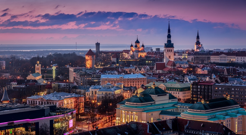 Экскурсии в Таллине на русском языке