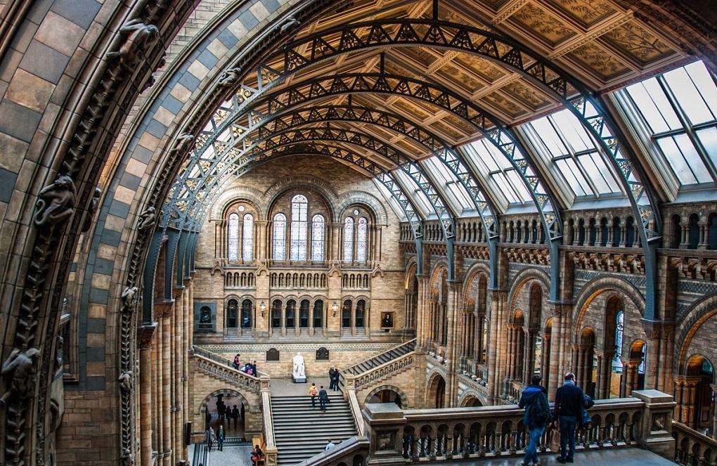 Экскурсии в музеи Лондона