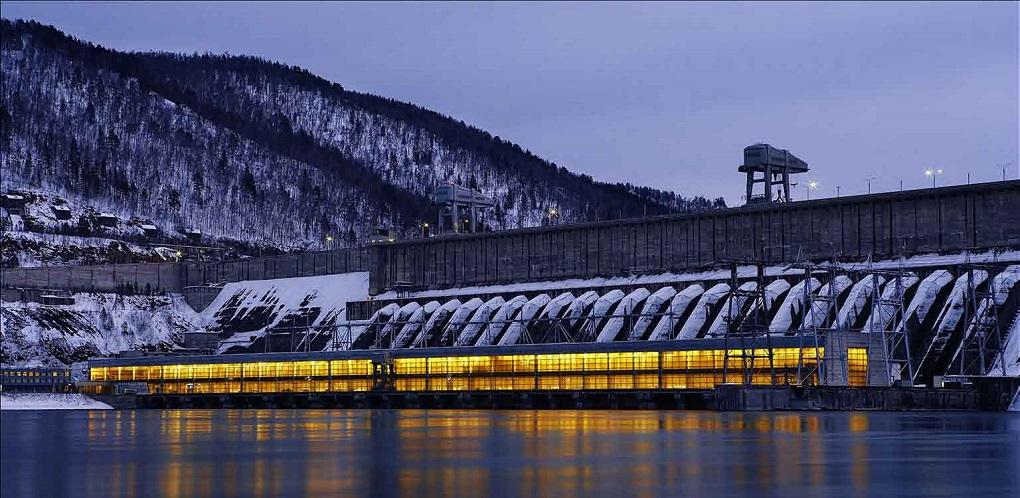 Экскурсия на ГЭС из Красноярска