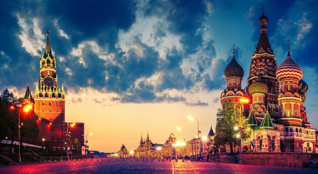 Экскурсия в Кремль (Москва)